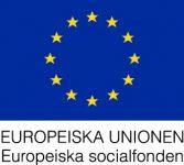 Logotyp: Europeiska socialfonden